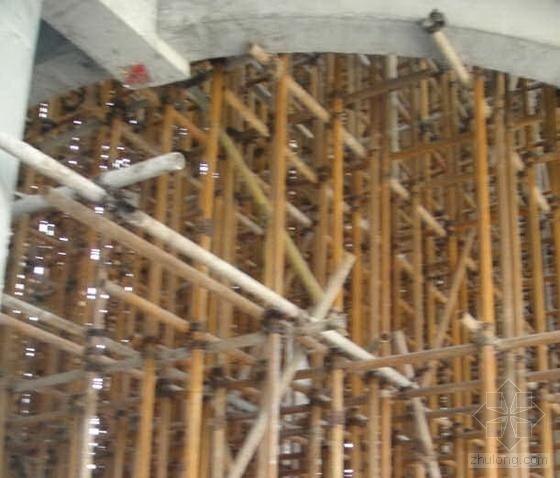 某综合楼超高支模施工方案(28.8m 附图及计算书)