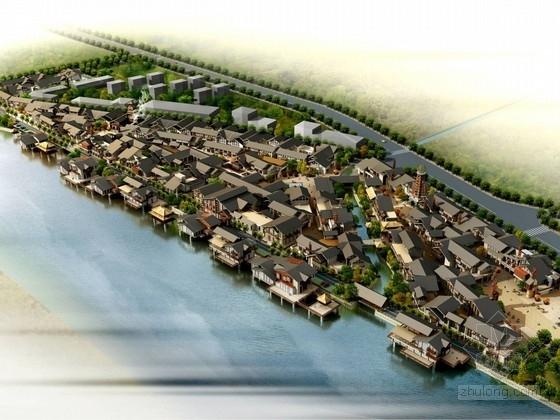 [湖南]传统民居住宅区规划设计方案文本