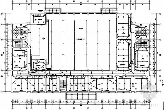 某培训中心电气施工图