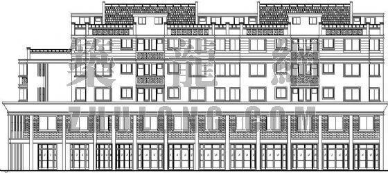 某多层住宅施工图