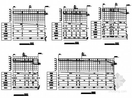 [山东]城市小区室外管线及道路工程设计图纸51张(排水热力中水)