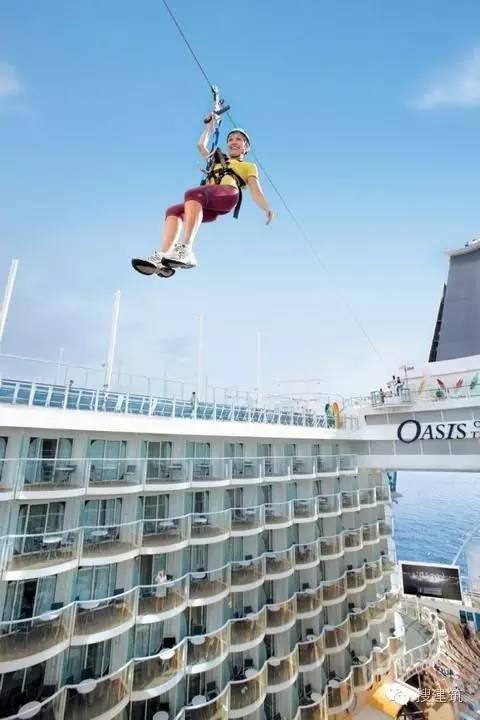 """一座海上的超级巨无霸,把""""公园""""搬到了船上!!_19"""