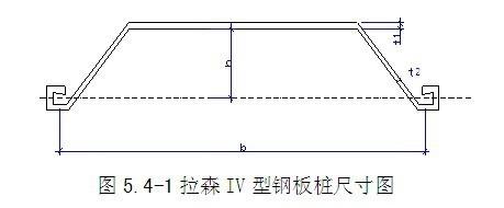 iv型钢板桩施工方案资料下载-[安徽]特大桥基础钢板桩施工方案