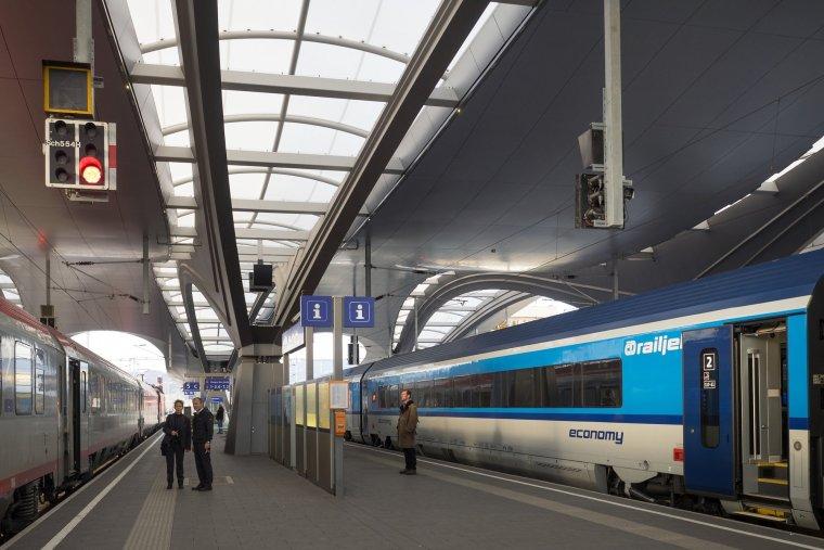 奥地利格拉茨火车站重建_15