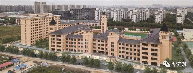 星河湾中学:上海首个工业化装配式学校实践_2