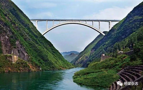 沪昆客专北盘江特大桥技术创新的运用