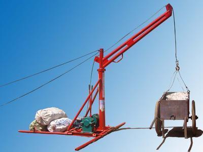 物料提升机施工安全检查标准讲解
