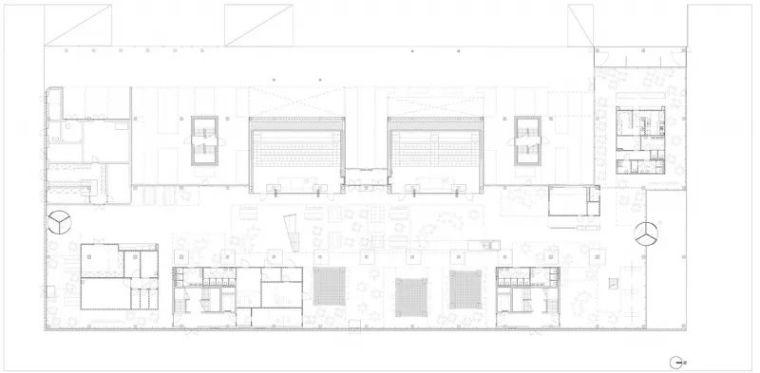 拥有一个霸道中庭的荷兰UTRECHT应用科学大学教学楼/SHL_22