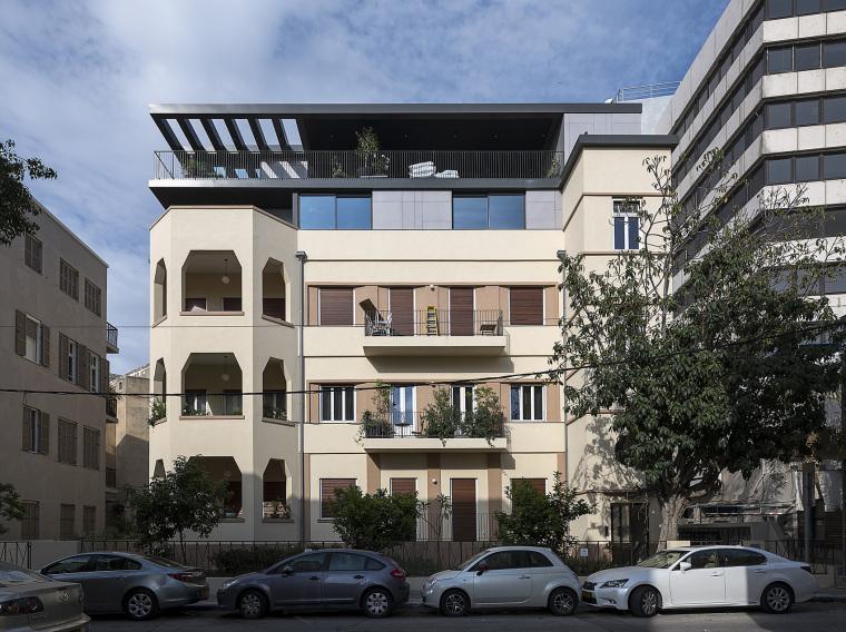 以色列小户型公寓