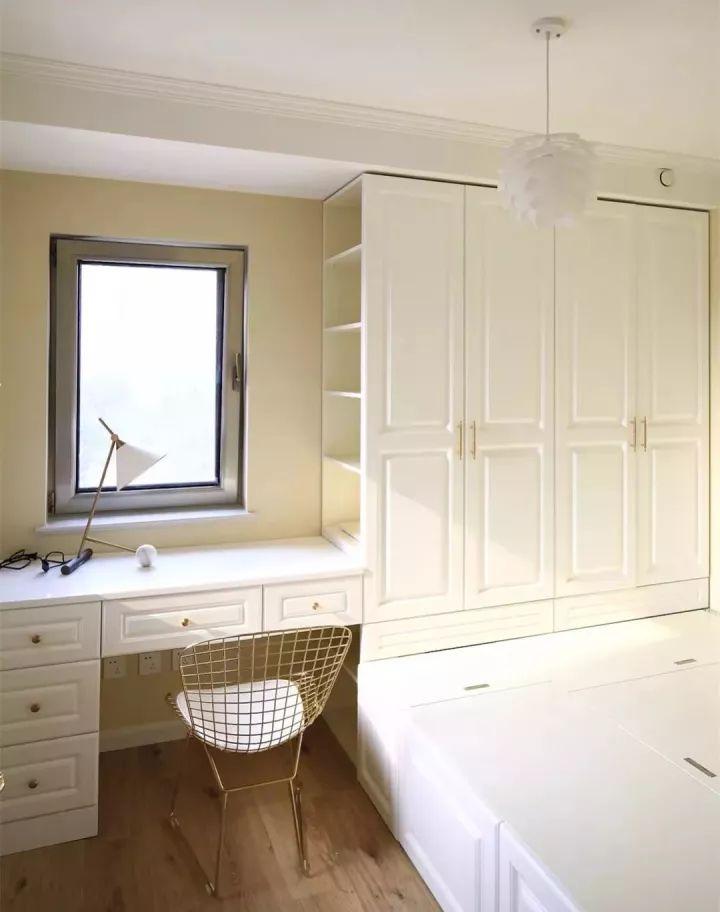 榻榻米床+柜子如何组合设计?35个案例告诉你..._8