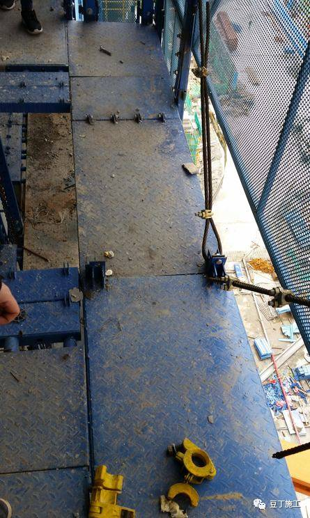 一种新型全钢式升降脚手架,在这里施工就像在室内施工一样_61