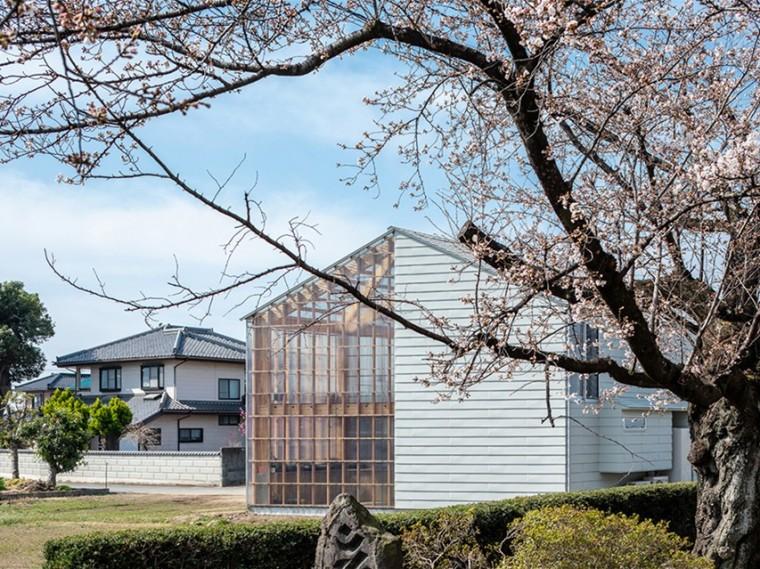 日本中内町住宅