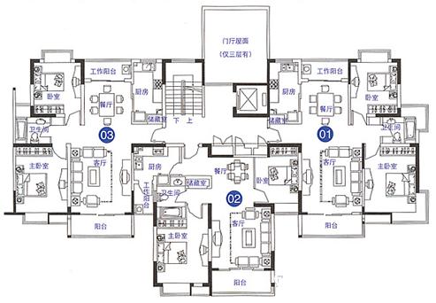 干货!规划、建筑、户型全套建筑知识_5