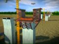 国内首创波形钢腹板桥,动画完美还原施工过程