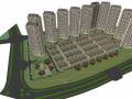 [江苏]盐城居住区地块规划与户型设计方案文本(PPT)
