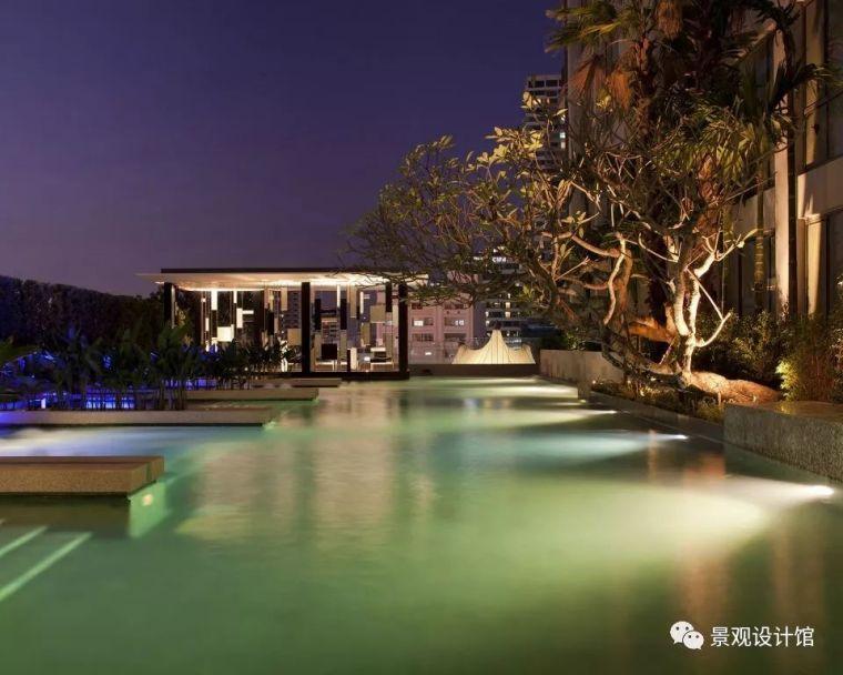 泰国高档居住区Quattro景观设计案例赏析_8