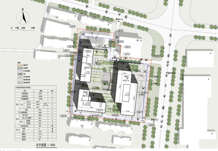[武汉]保利高层住宅及超高层办公楼建筑方案文本(两套方案)_5