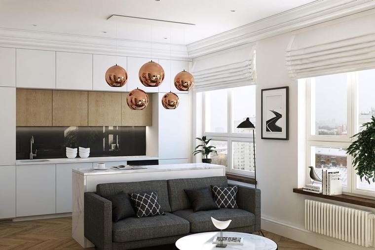 充满简约之美的33㎡公寓
