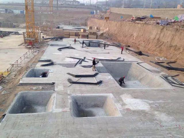 施工行业人员必知:土建施工全流程