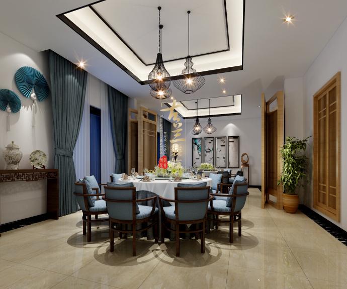 成都中餐厅装修设计公司-《徽州人家特色餐厅》-古兰装饰-徽州人家特色餐厅7.jpg