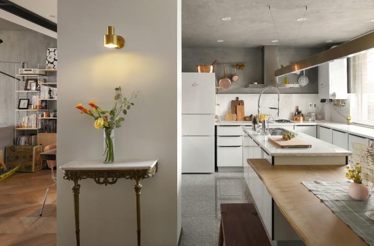 135平方米改造的精装修住宅-1532078110417005