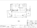 三亚时代海岸A2户型样板间室内设计施工图