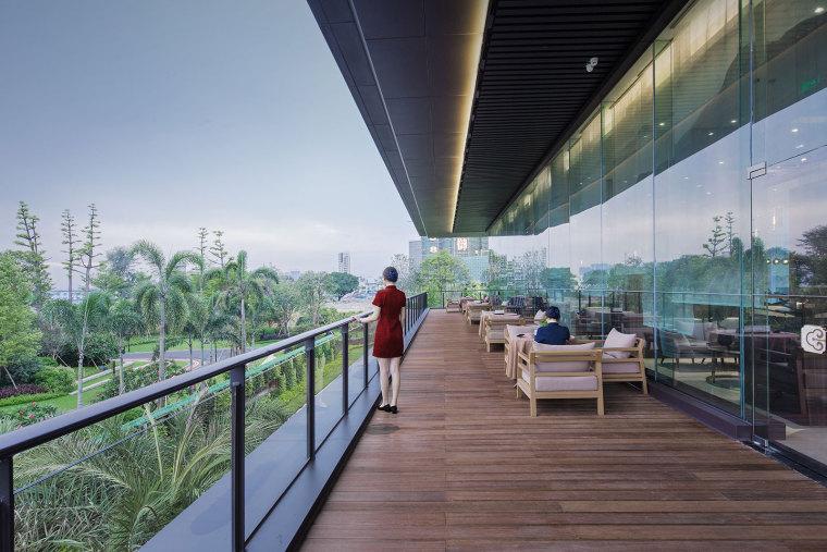 广州岭南风格的融御售楼中心-2