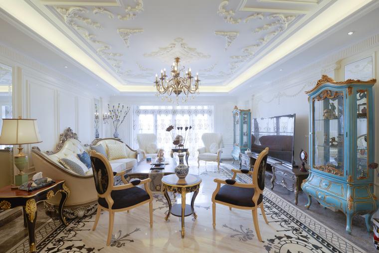 法式贵族风格的住宅