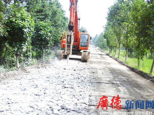 农村公路乡道改建工程规划(14页)
