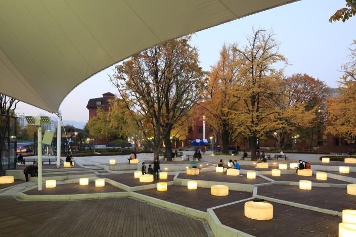 Marronnier公园