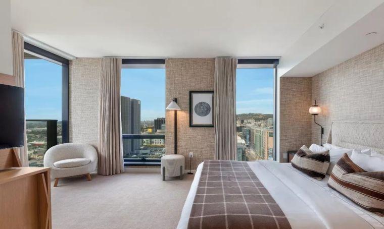 好莱坞的酒店公寓,奢华的画风都变了……_62