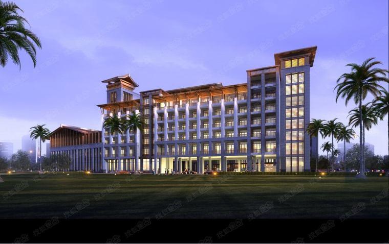 某酒店机电安装工程施工组织设计方案