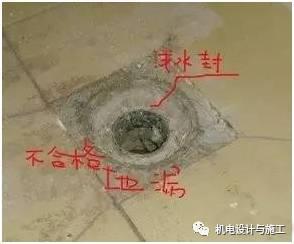 建筑给排水设计、施工常见问题分析