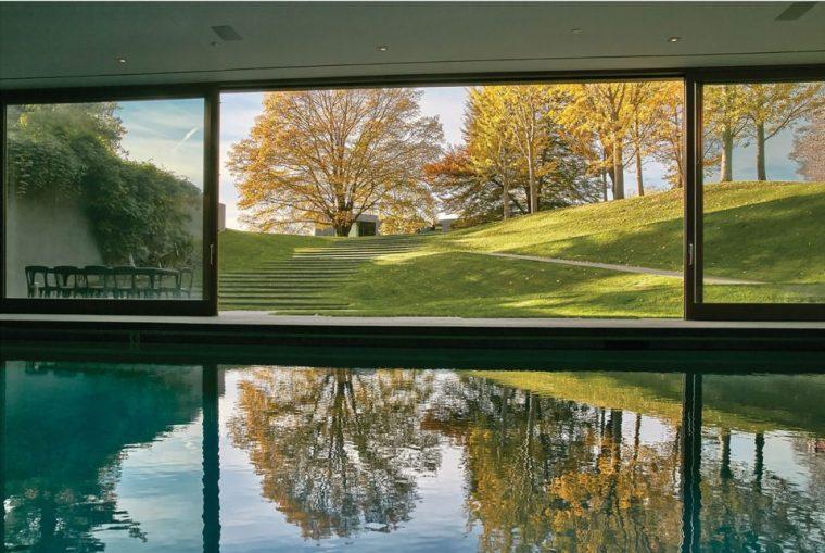 2017 ASLA 居住设计荣誉奖: 抽象形态的住宅景观