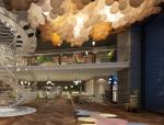 休闲咖啡厅3D模型下载