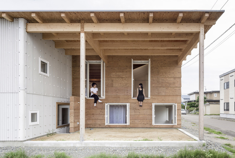 日本北海道住宅