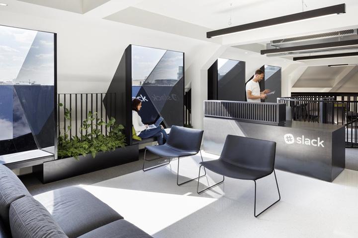 英国Slack科技公司办公室-1
