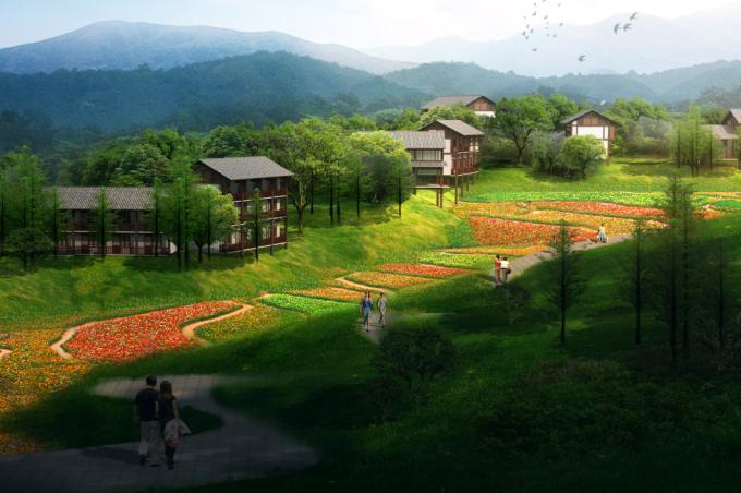 [重庆]生态山地田园国家级湿地公园景观设计方案(附实景图)_5