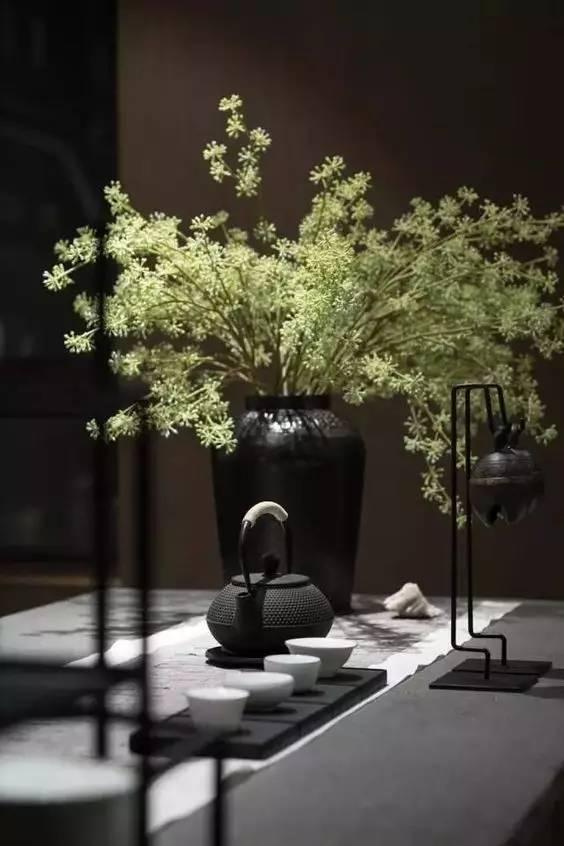 看日式风格多用混凝土
