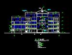 某小学多功能教学楼建筑施工图