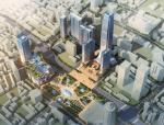 兰州华润东方红商业广场项目总体概念规划(凯里森建筑)
