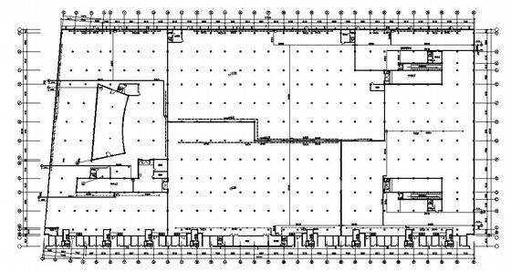 某省委地下车库给排水消防设计图