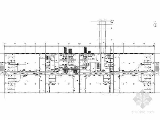 [江苏]研究所专业楼项目电气施工图(甲级设计院)