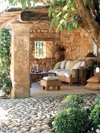 乡村庭院这么美,你有什么理由不喜欢!_16