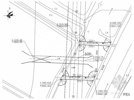 [福建]排水闸工程全套施工图(附电气图)