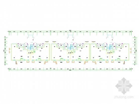 [山东]多层住宅建筑采暖通风系统设计施工图