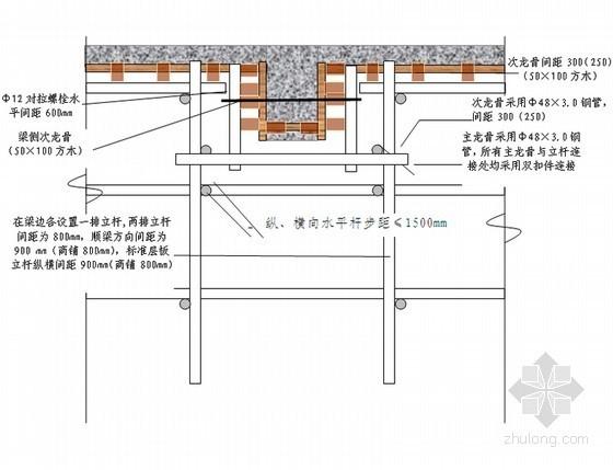 [贵州]框架结构教学楼工程施工组织设计(320页)