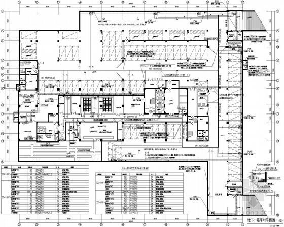 [浙江]二级甲等综合性中医医院强弱电系统图纸130张(系统齐全)
