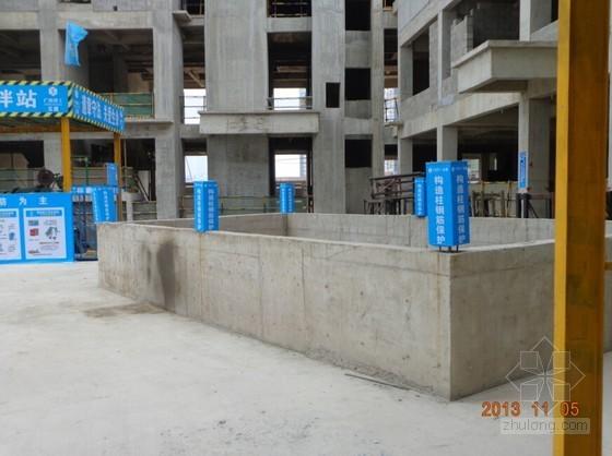 [广西]知名企业建筑施工现场安全文明标准化样板观摩图集(近400页)