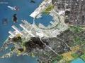 [深圳]环带新现代枢纽城市区域景观设计方案